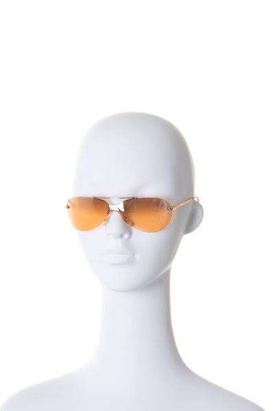 Mini Aviator Sunglasses