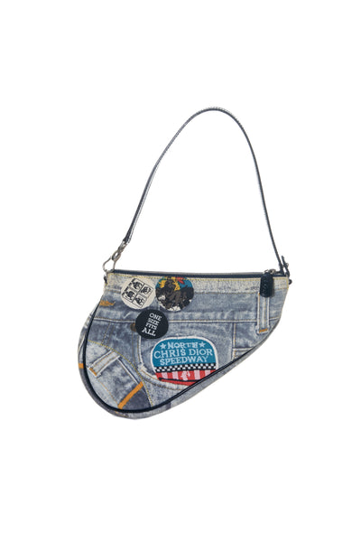 Speedway Mini Saddle Bag