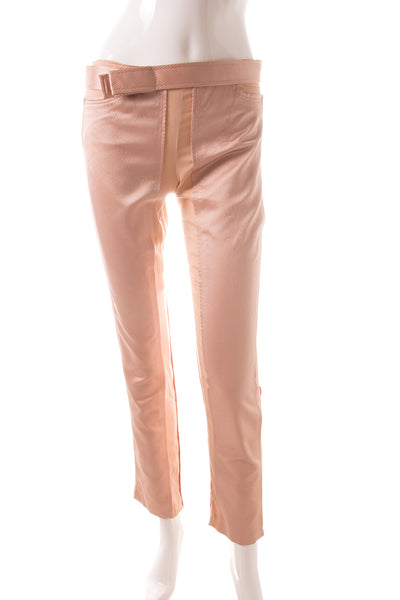 Tom Ford 2004 Silk Pants