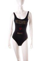 MoschinoStudded Swimsuit- irvrsbl