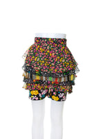 Versace S/S 1993 Miami Collection Ruffle Shorts - irvrsbl