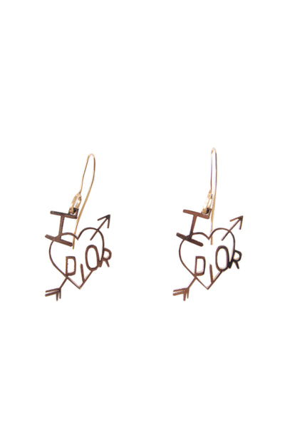 Christian Dior I Love Dior Earrings - irvrsbl