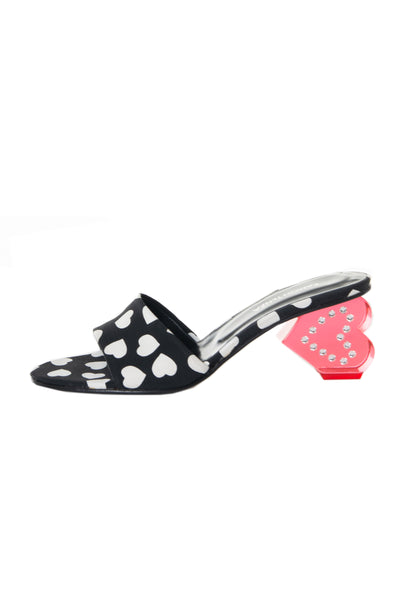 Heart Heel Shoes