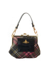Tartan Kisslock Bag