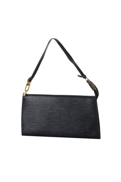 Louis Vuitton Epi Pochette in Black - irvrsbl