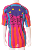 "Moschino ""Ready to Where?"" Tshirt - irvrsbl"
