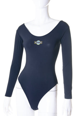 MoschinoLong Sleeved Leotard- irvrsbl