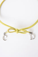 CD Leather Choker
