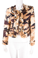 MoschinoCheap and Chic Camo Jacket- irvrsbl