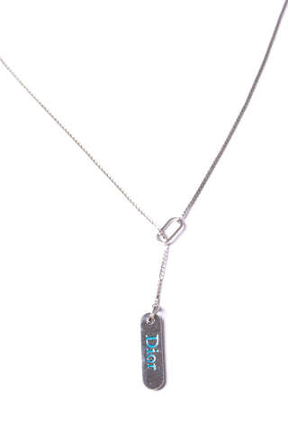 Christian DiorLariat Necklace- irvrsbl