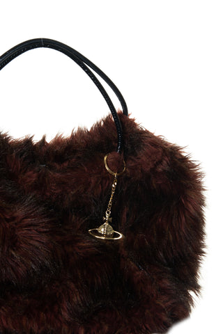 Jumbo Faux Fur Bag