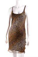 Dolce and Gabbana Leopard Print Dress - irvrsbl