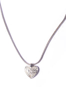 Christian Dior Crystal Heart Necklace - irvrsbl