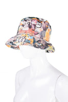 Moschino Animal Printed Bucket Hat - irvrsbl