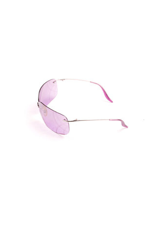 Bowling/L YB7 Purple Sunglasses