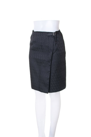 FendiMonogram Skirt- irvrsbl