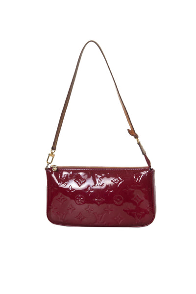 Louis VuittonVernis Bag in Red- irvrsbl