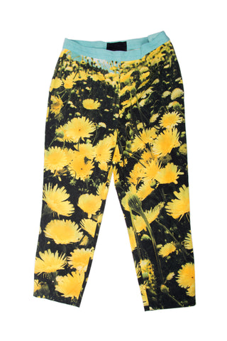 Dolce and GabbanaFloral Printed Pants- irvrsbl