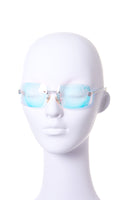 Chanel 4035 c. 167 6M Rainbow Lens Sunglasses - irvrsbl