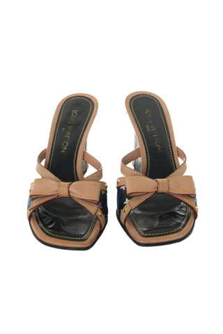 Multicolore Monogram Wedge 38.5