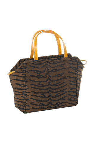 Mini Animal Print Bag