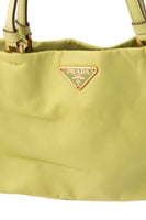 PradaKiwi Green Nylon Bag- irvrsbl