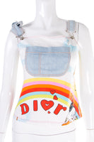 Christian DiorCartoon Printed Top- irvrsbl