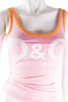 Dolce and Gabbana Dance & Groove Tank Top - irvrsbl