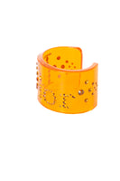 Christian Dior Acrylic Bangle - irvrsbl