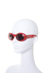 Gucci Cherry Red Sunglasses - irvrsbl