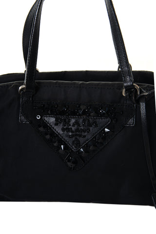 Prada Mini Beaded Bag - irvrsbl