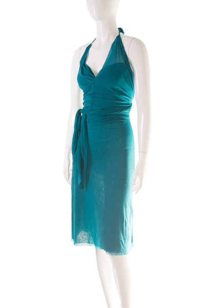 Jean Paul GaultierHalter Dress- irvrsbl