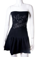 Hysteric Glamour'Nice 'n' Sleazy' Tube Dress- irvrsbl
