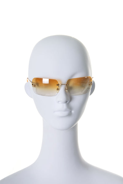 Ombre CC Crystal Sunglasses