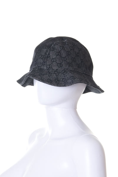 GucciMonogram Bucket Hat- irvrsbl