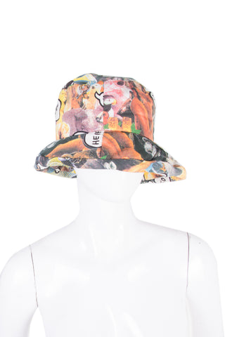Animal Printed Bucket Hat