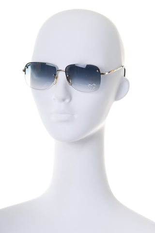 Heart Y2k Sunglasses