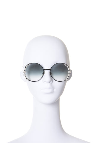 Oversized Pearl Sunglasses