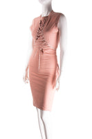 Christian DiorLaceup Dress- irvrsbl
