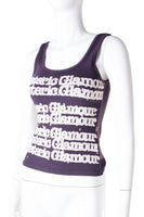 Hysteric Glamour Cheap Trick Tank Top - irvrsbl