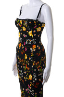 Dolce and GabbanaFloral Corset Dress- irvrsbl