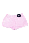 Pink High Waisted Shorts
