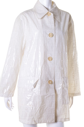 FendiZucca Raincoat- irvrsbl