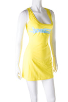 Dolce and Gabbana Beach Racer Back Dress - irvrsbl