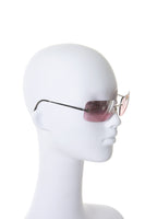 Chanel c. 124/7E Reflective Sunglasses with CC Detail - irvrsbl