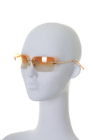 Crystal CC Sunglasses