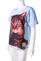 Moschino Cat Cut Tshirt - irvrsbl