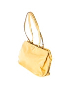 PradaYellow Nylon Bag- irvrsbl