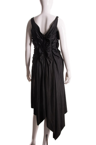 Ruched Corset Dress
