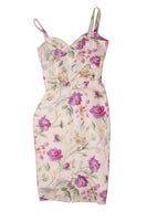 Christian Dior Floral Silk Dress - irvrsbl